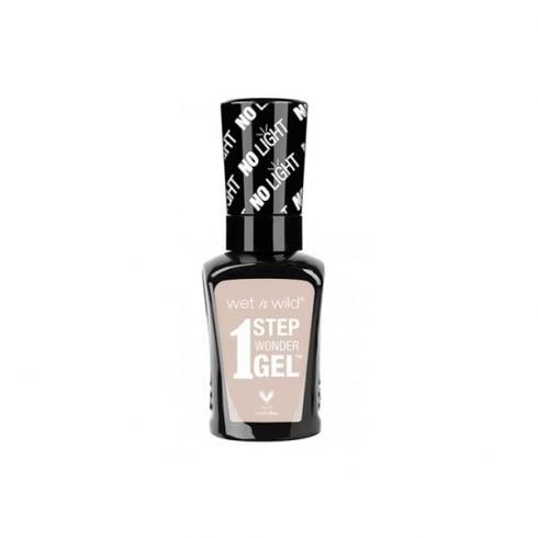 Wet n Wild 1 Step Wondergel Nail Color E7191 Condensed Milk