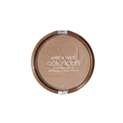 Wet n Wild Color Icon Bronzer SPF15 E739 Ticket To Brazil