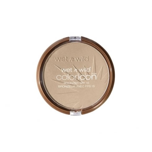Wet n Wild Color Icon Bronzer SPF15 E7431 Reserve Your Cabana