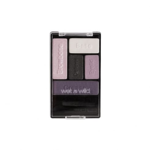 Wet n Wild Color Icon Eye Shadow Palette E3971 She Fancies Floral