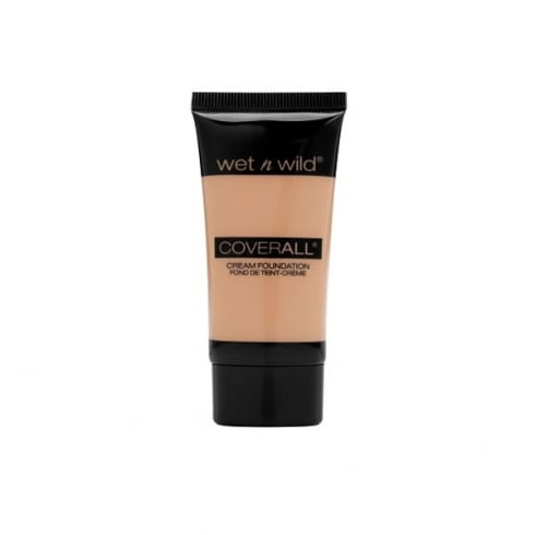 Wet n Wild Coverall Crème Foundation E819 Medium
