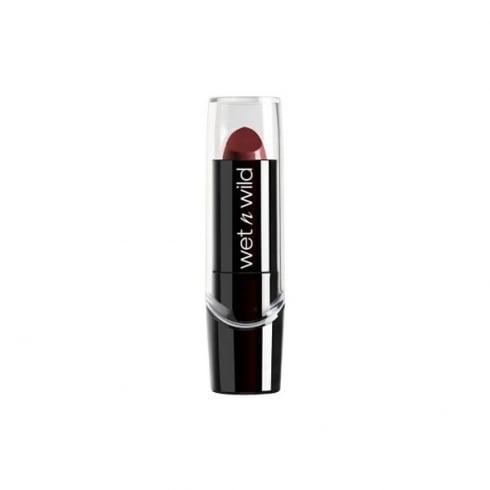 Wet n Wild Silk Finish Lipstick E536A Dark Wine
