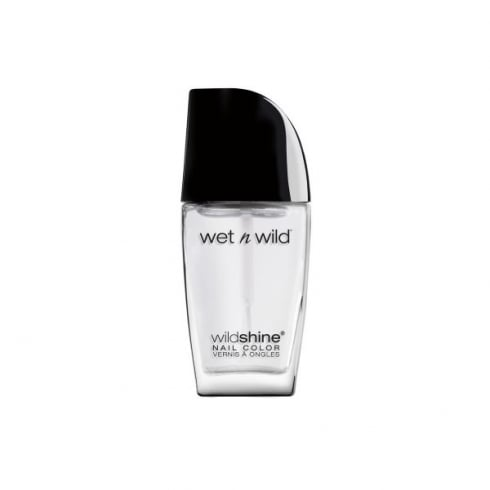 Wet n Wild Wild Shine Nail Color E450B Clear Nail Protector