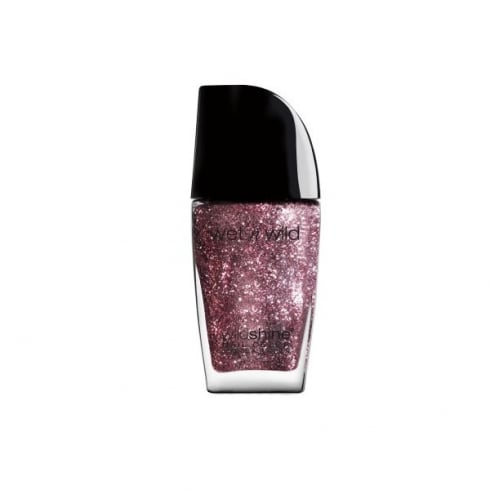 Wet n Wild Wild Shine Nail Color E480C Sparked