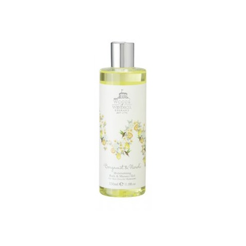 Woods of Windsor Bergamot & Neroli Moisturising Bath & Shower Gel 350ml