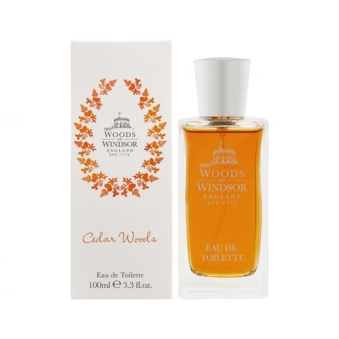 Woods of Windsor Cedar Woods 100ml EDT Spray