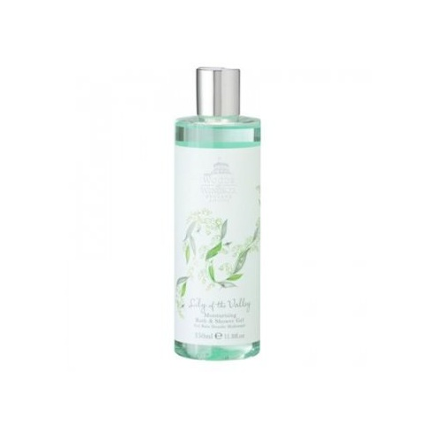 Woods of Windsor Lily of the Valley Moisturising Bath & Shower Gel 350ml