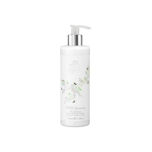 Woods of Windsor White Jasmine Moisturising Hand & Body Lotion 350ml