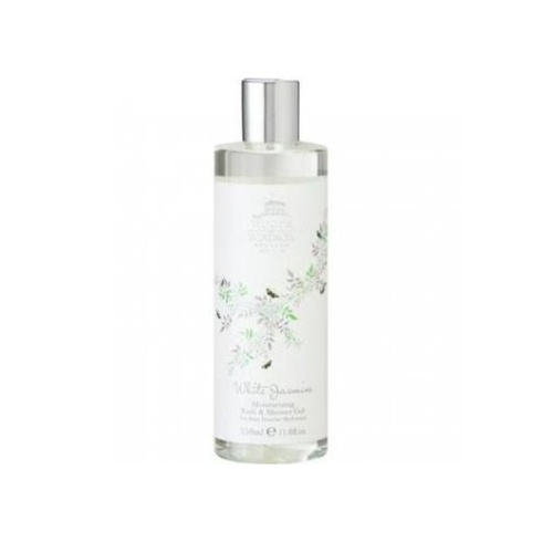 Woods of Windsor White Jasmine Moisturising Bath & Shower Gel 350ml