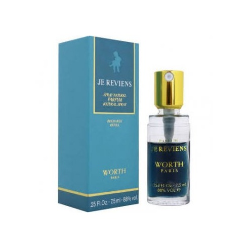 Worth Je Reviens 7.5ml EDP Refill