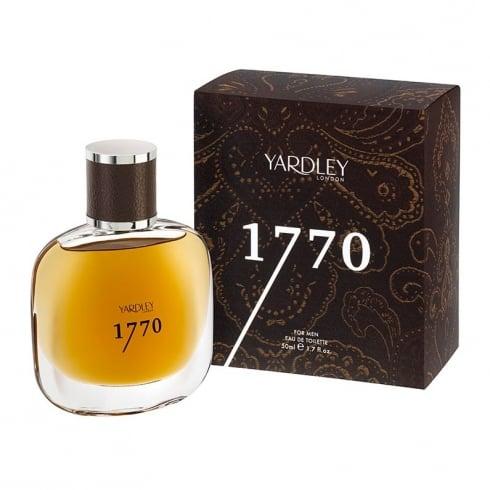 Yardley 1770 Eau De Toilette Spray 50ml for Men