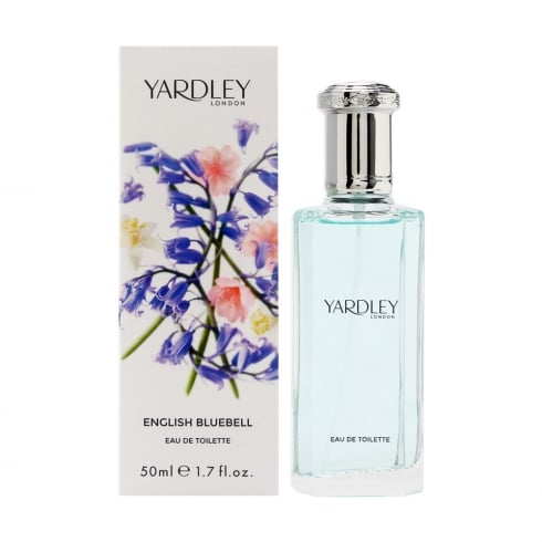 Yardley English Bluebell 50ml EDT Spray
