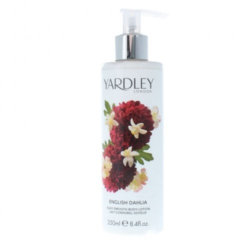 Yardley English Dahlia Body Lotion 250ml