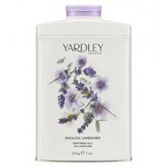 Yardley English Lavender 200g Tinned Talc