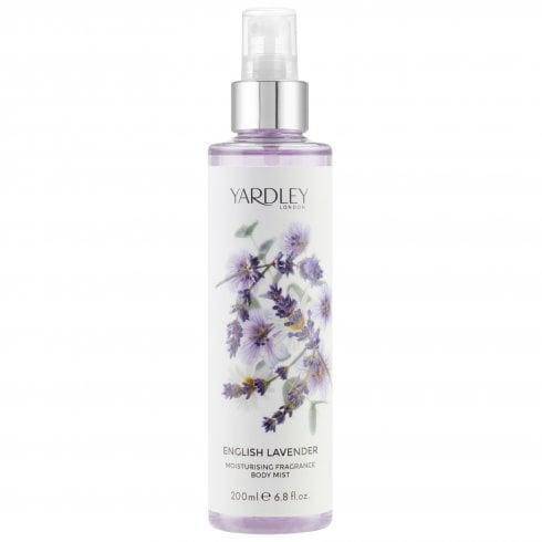 Yardley English Lavender Body Scrub 200ml