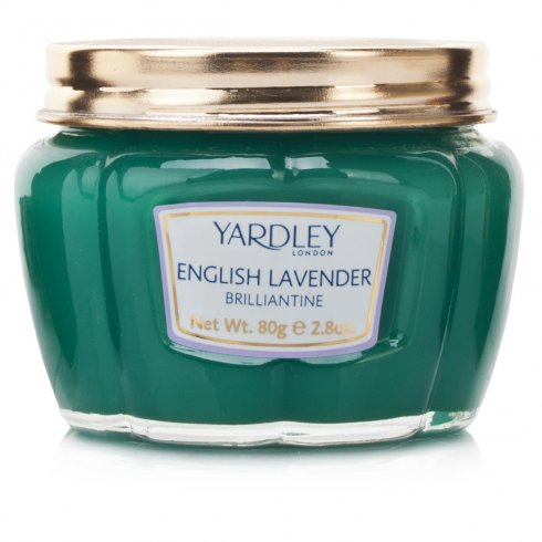Yardley English Lavender Brilliantine Pomade 80g