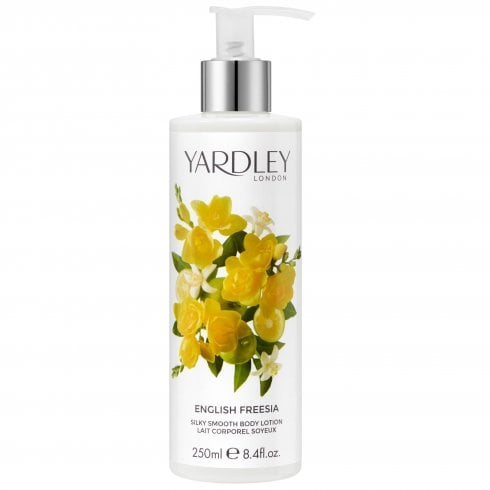 Yardley Freesia Body Lotion 250ml