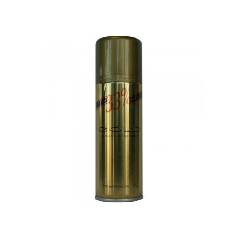 Yardley Gold Deodorising Body Spray 200ml