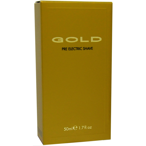 Yardley Gold Pre Electric Shave (50 ml)