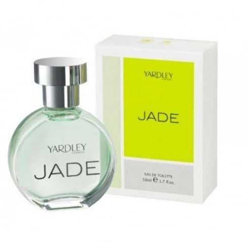 Yardley Jade Eau De Toilette 50ml Spray