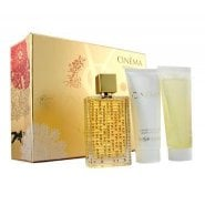 YSL Cinema EDP 50ml & B/Ltn 75ml & S/Gel 75ml