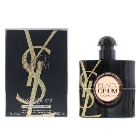 YSL Opium Black Edp 50ml Spray Limited Edition