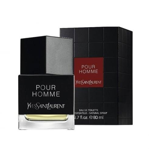 YSL Pour Homme 80ml EDT Spray