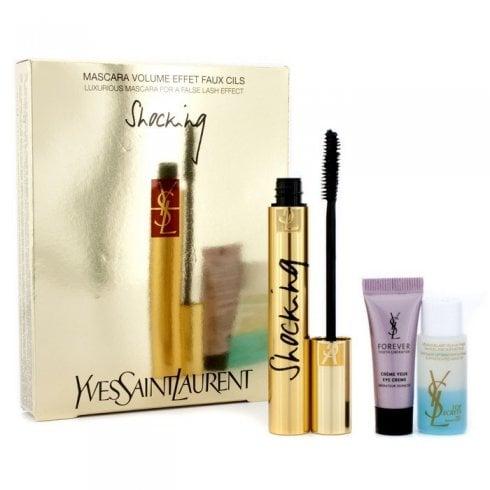 YSL The Essential False Lash Set Mascara 01 + Eye Makeup Remover