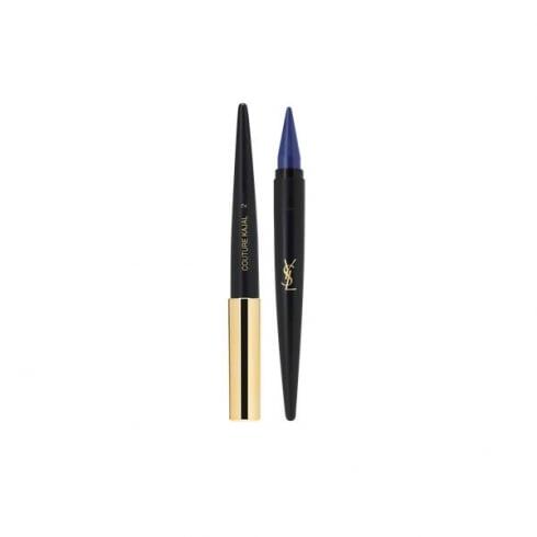 YSL Yves Saint Laurent Couture Kajal 02 Bleu Cobalt