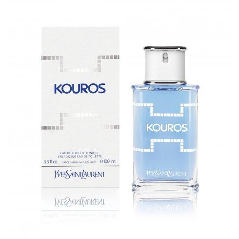YSL Yves Saint Laurent Kouros Energising 100ml EDT Spray
