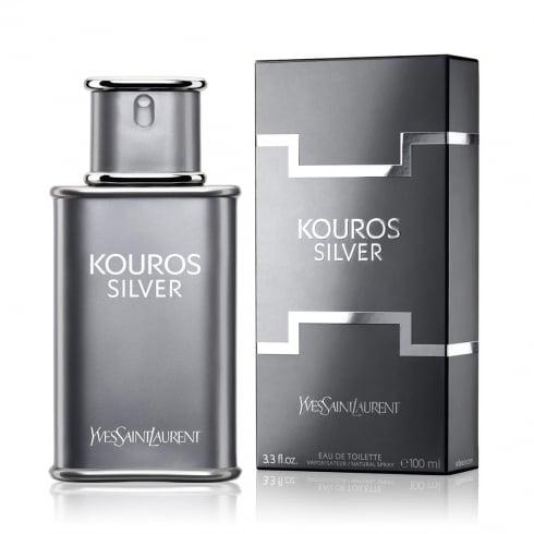 YSL Yves Saint Laurent Kouros Silver 100ml EDT Spray
