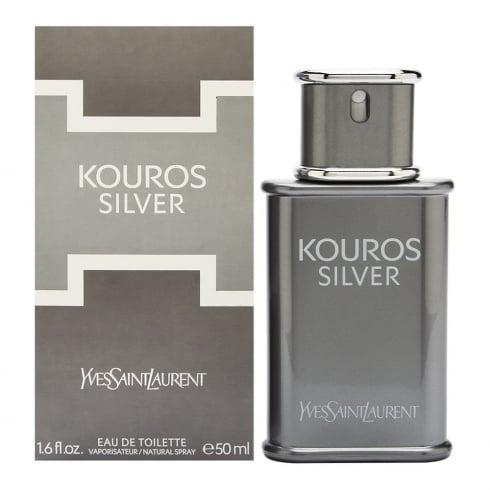 YSL Yves Saint Laurent Kouros Silver EDT 50ml Spray