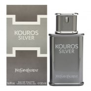 YSL Yves Saint Laurent Kouros Silver EDT 50ml Spray