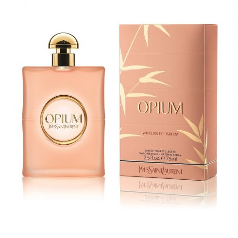 YSL Yves Saint Laurent Opium Vapeurs de Parfum 75ml EDT Spray