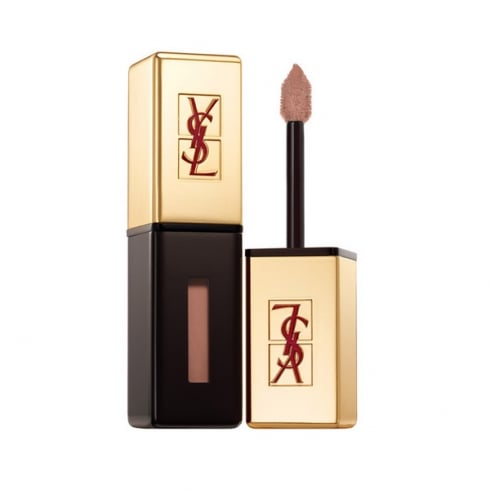 YSL Yves Saint Laurent Rouge Pur Couture Vernis À Lèvres 40 Beige Peau Fall 2014