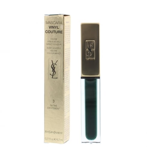 YSL Yves Saint Laurent Vinyl Couture Mascara 6.7ml - 03 I'm The Excitement