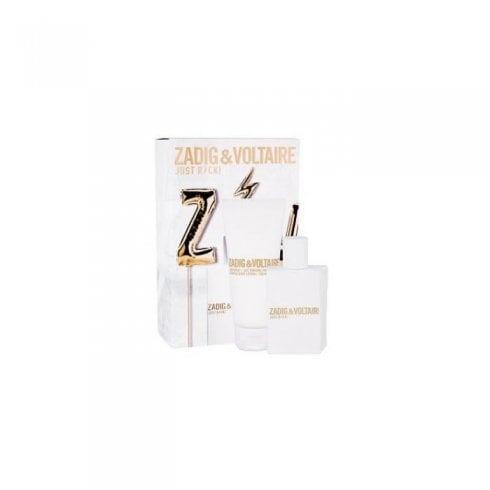 Zadig & Voltaire Just Rock Her Edp 50ml - Body Lotion 100ml