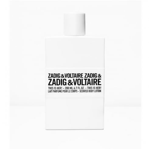 Zadig & Voltaire Zadig Et Voltaire This Is Her! Scented Body Lotion 250ml