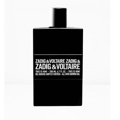 Zadig & Voltaire Zadig Et Voltaire This Is Him! All Over Shower Gel 200ml
