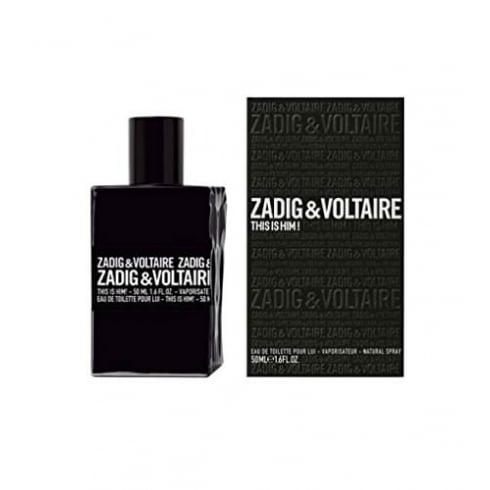 Zadig & Voltaire Zadig Et Voltaire This Is Him! Eau De Toilette Spray 50ml