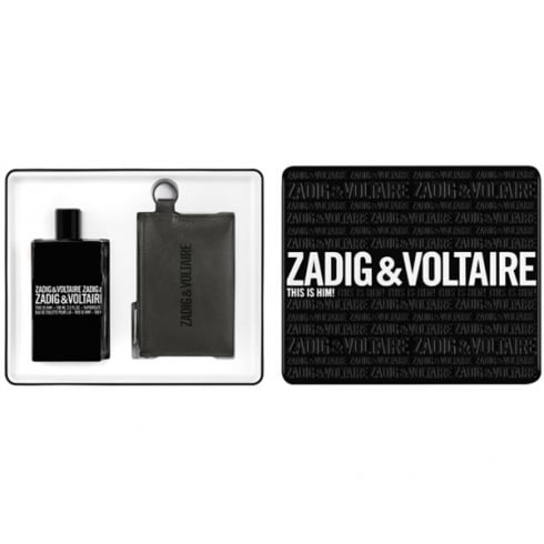 Zadig & Voltaire Zadig Et Voltaire This Is Him! EDT Spray 100ml Set 2 Pieces 2016