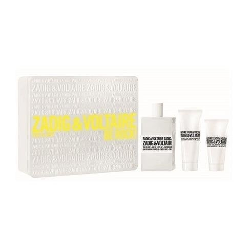 Zadig & Voltaire Zadig & Voltair This is Her! EDP Spray 100ml Set 3 Pieces 2017