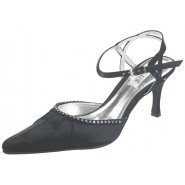 Lexus Zela Womens Party Heels
